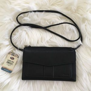 Fossil Wallet on s String
